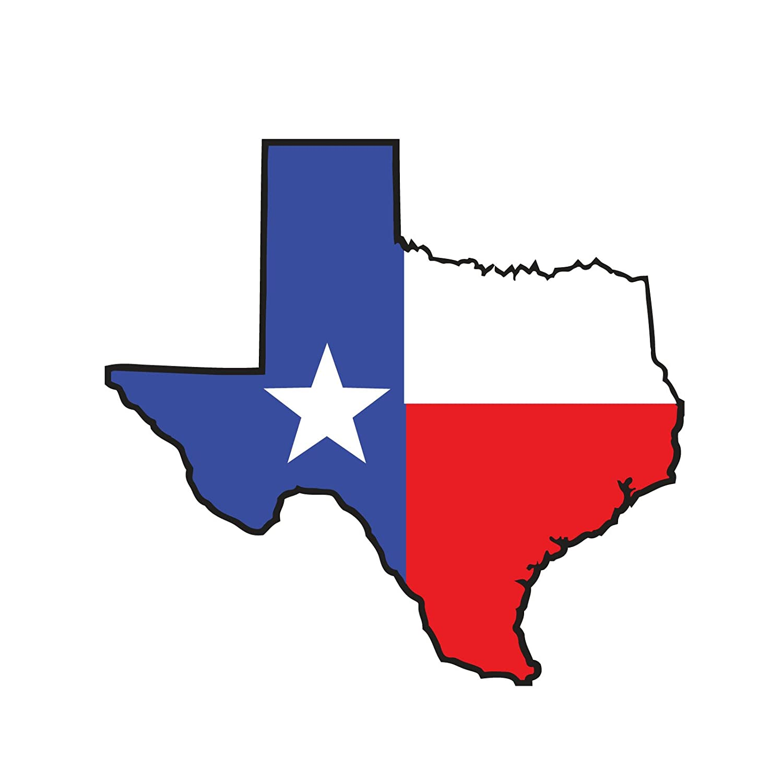 Texas Lone Star the Stateブラックアウトラインデカール車のためにまたはトラック – 屋内または屋外使用 – – Lone Made with接着ビニールフルカラーで – Made in the USA 12 inch レッド NP-AD-FC-TLSS12 12 inch B076GXVRHC, 富士吉田市:835cf1cb --- harrow-unison.org.uk
