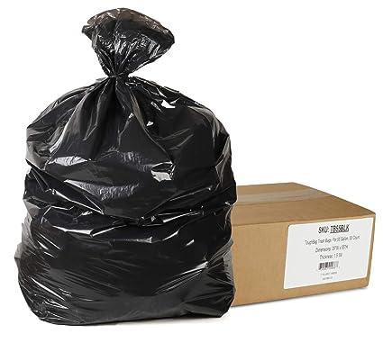 ToughBag bolsas de basura, para 55 galones, 50 unidades por ...