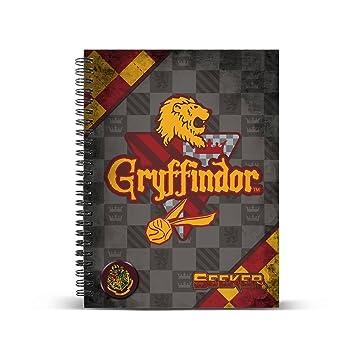 Harry Potter Libretas Y Cuadernos Karactermania Km 37880