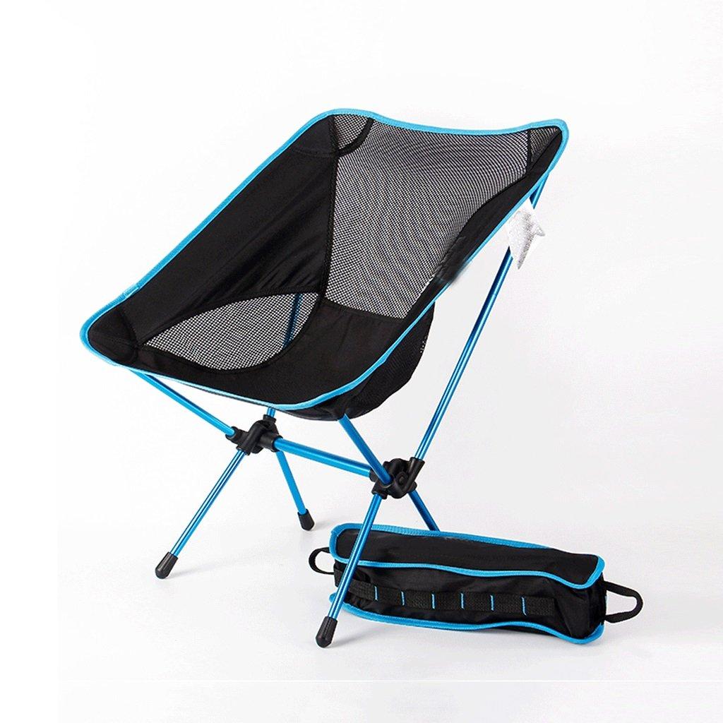 TangMengYun Outdoor Folding Camping Stühle Portable Ultra-Light Aluminium-Legierung Freizeit Stühle Strand Stühle Camping Klappstühle, Home Outdoor Klappstühle