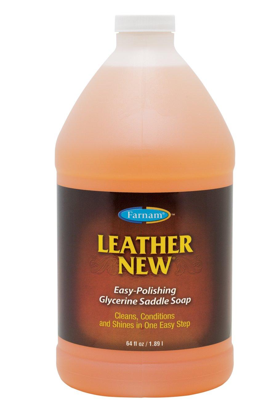 Farnam Leather New 1/2 Gal