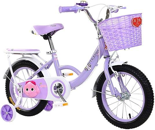 Bicicletas para niños Niños y niñas de 3-6 años de Edad, 12 a ...