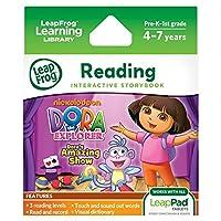 LeapFrog LeapPad Amazing Show Ultra eBook de Dora (funciona con todas las tabletas LeapPad)
