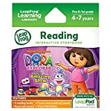 LeapFrog LeapPad Dora s Amazing Show Ultra eBook (works with all LeapPad tablets)