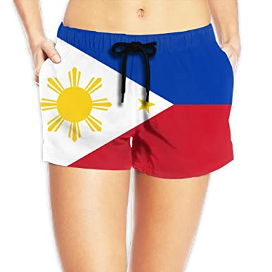 beach shorts womens philippines