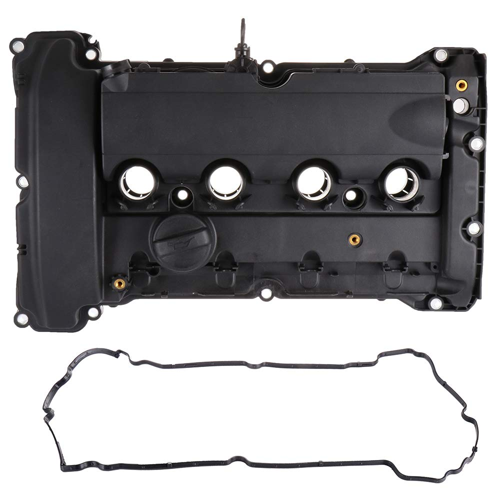 ECCPP Valve Cover with Valve Cover Gasket for 2007-2012 Mini Cooper S Compatible fit for Engine Valve Covers Kit by ECCPP
