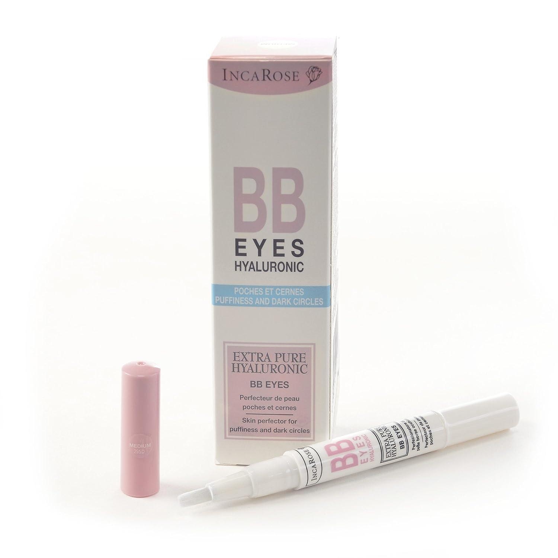 Incarose Extra Pure Hyaluronic BB Eyes Hyaluronic 1, 8 ml - Medium