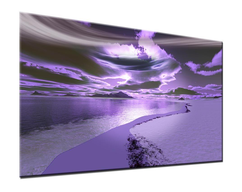 Impresiones sobre lienzo Arte abstracto Lynxart lienzo impresiones de calidad Digital contemporánea pared arte forma