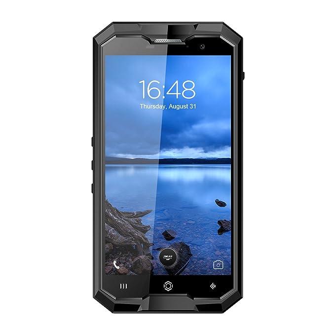 """7 opinioni per HOMTOM ZOJI Z8- 5,0"""" 4G FDD-LTE Smartphone, IP68 Resistente all'acqua e alla"""