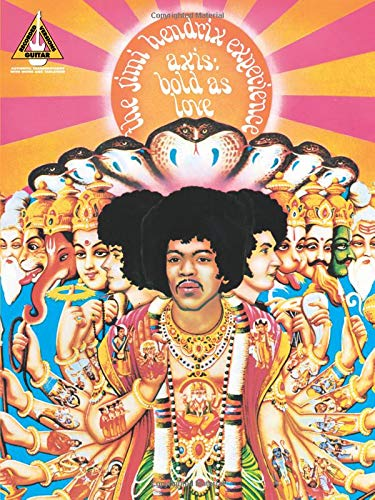 The Jimi Hendrix Experience - Axis: Bold as Love (Guitar Tabulature)