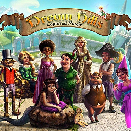 Dream Hills Captured Magic - A Fairytale Hidden Object Adventure [Download]