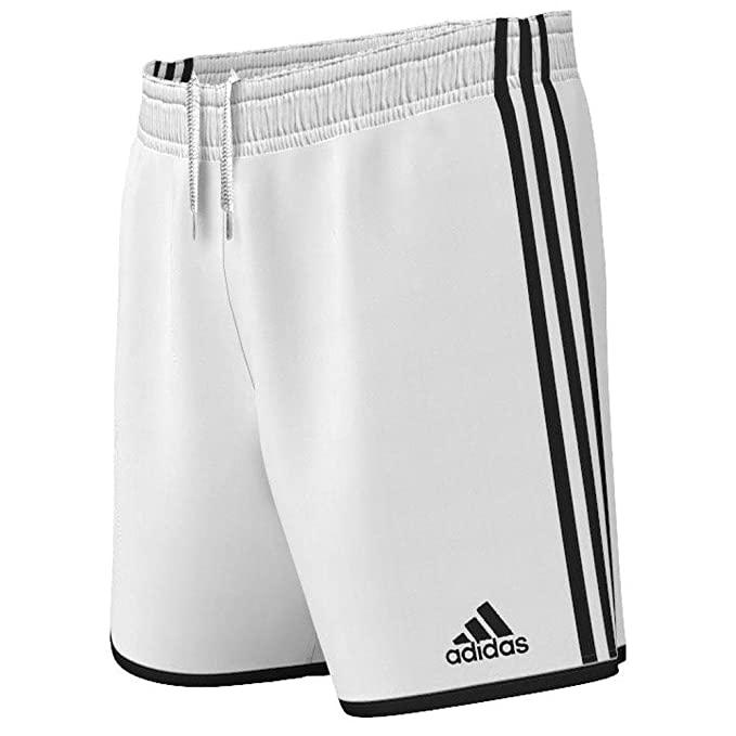 acquisto economico b7179 c00d3 ADIDAS Entrada 12 Pantaloncino Nero/Bianco Adulto
