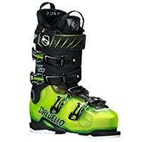 Dalbello Avanti 120 IF Ski Boots - 29.5/Green Transparent-Black