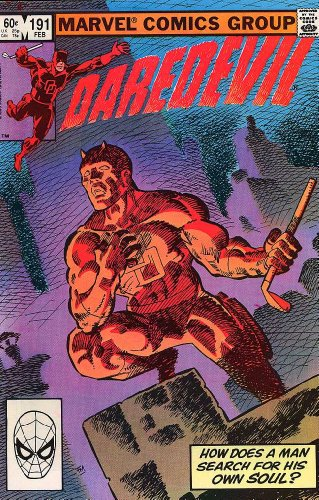 Daredevil, Edition# 191