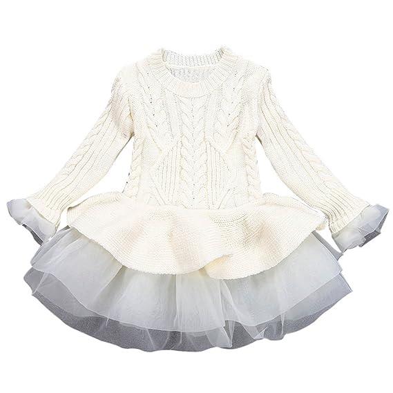 Xxysm Xxysm Kinder Baby Pullover Tops Sweatshirt Winter Gestrickte