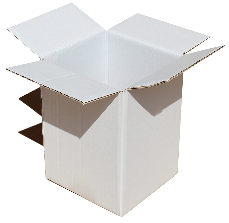 &   x2606; 22,9 x 22,9 x x x 30,5 cm weiß verpackungsboxen Stauraum Post für  Kuchen Party Geschenk Kaffee Set Tea Porzellan Set Verpackung (17) weiß B01G8WQF4S Kartons Günstigen Preis 01e77f
