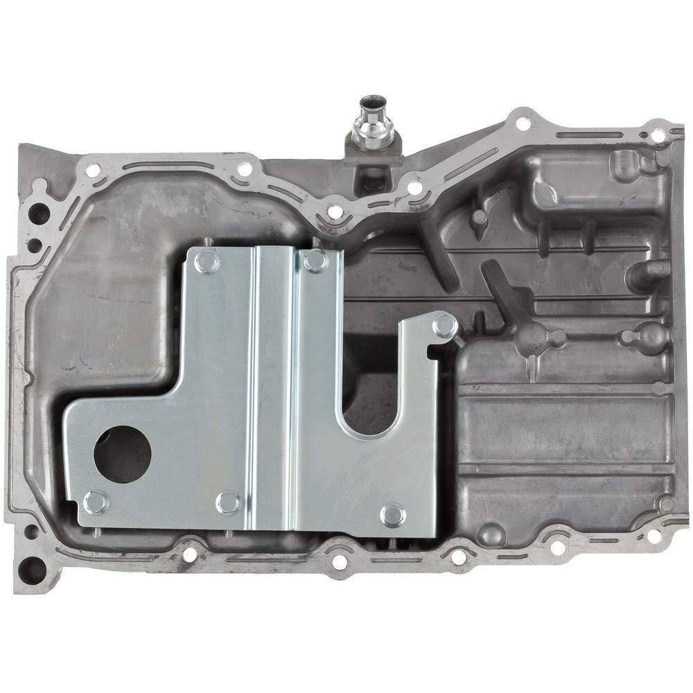 Schnecke Engine Oil Pan Fits select 2.0L MAZDA 04-05 3 replaces LF5010400J MZP07A
