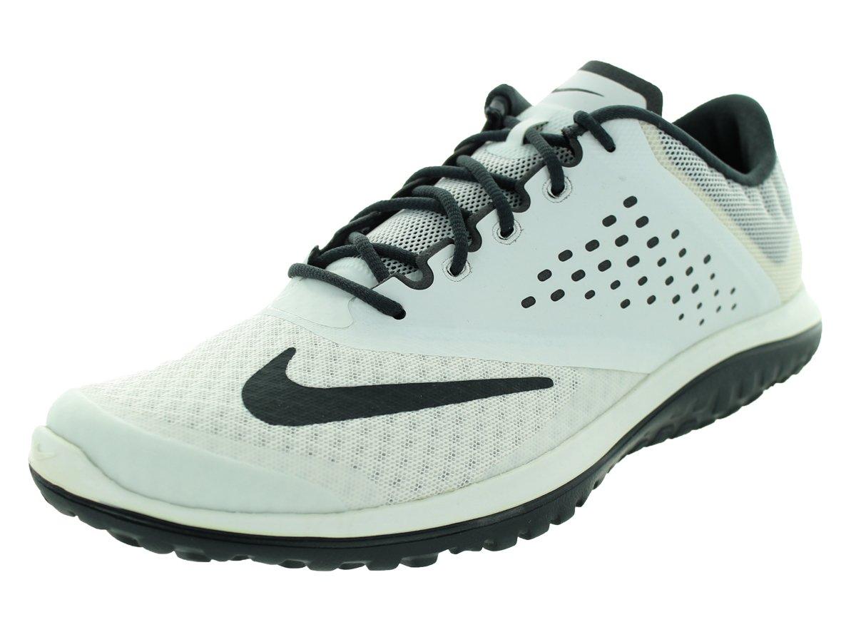 NIKE Men's Fs Lite 2 Running Shoe B00K7I1HIE 8.5 D(M) US|Summit White/Anthracite/Black