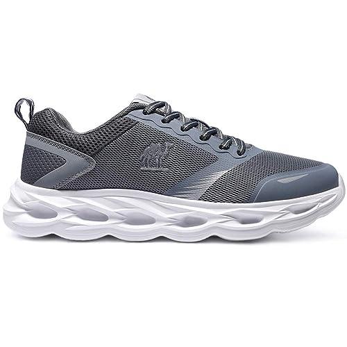 CAMEL CROWN Zapatillas de Running Entrenamiento para Hombre Entrenador Atletismo Correr en Asfalto Deporte de Moda Casual Luz Transpirable para Gimnasia ...