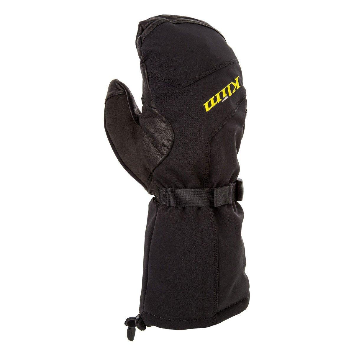 KLIM Caribou GORE-TEX Waterproof Snowmobiling Mitten - Black (SM)