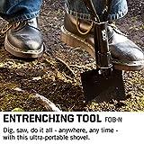 SOG Folding Shovel Survival Shovel – Entrenching