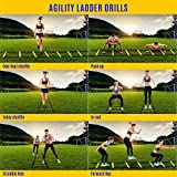 Yes4All Agility Ladder – Speed Agility Training