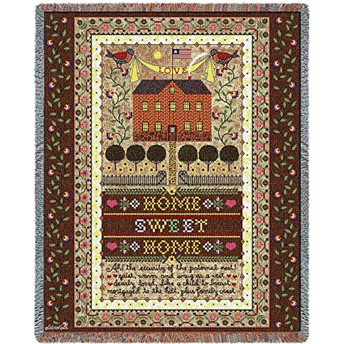 Pure Country Sweet Home Blanket Tapestry Throw