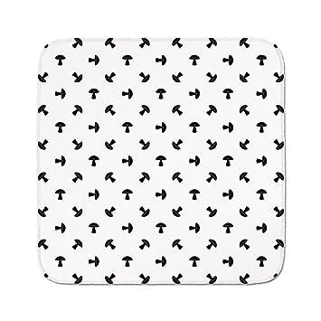 93668b9635 Amazon.com  Cozy Seat Protector Pads Cushion Area Rug