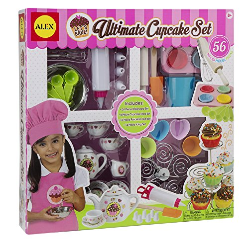 ALEX Toys Let's Bake Ultimate Cupcake Set by ALEX Toys