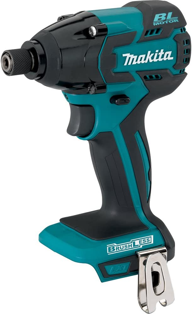 Makita XDT08Z 18V LXT Lithium-Ion Brushless Cordless Impact Driver