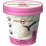 Puppy Scoops Ice Cream Mix for Dogs: Vanilla - Add Water and Freeze at Home!