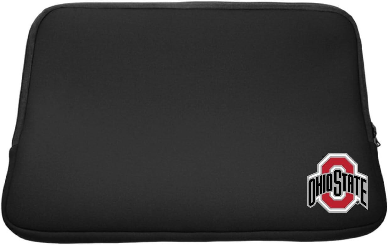 "OTM Essentials Ohio State University V2 Black Laptop Sleeve, Classic V1-13"" (OC-L13V1BM-OHS2-00A)"