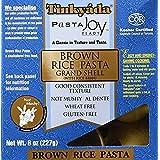 Brown Rice Pasta Grand Shell 8 oz Pkg