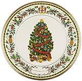 Lenox 2013 Trees Around The World Jamaica Decorative Plate