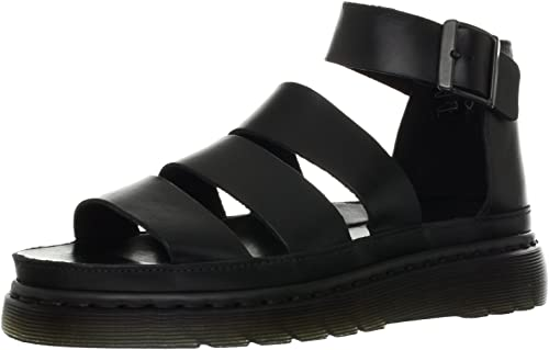 DR MARTENS SANDALS patent Clarissa sandal FOR SALE