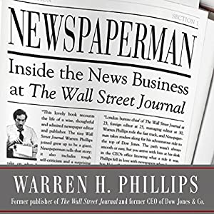 Newspaperman Audiobook