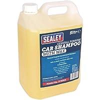 Sealey SCS005 Auto Shampoo, 5L, Geel
