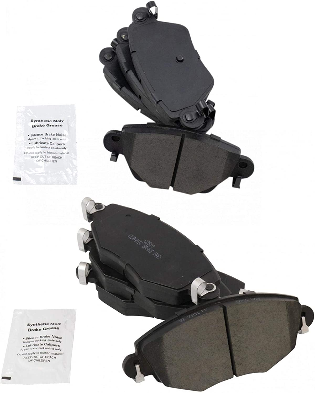 Pad Kit 2001-2009 Disc Brake Rear Kit For Jaguar X-Type