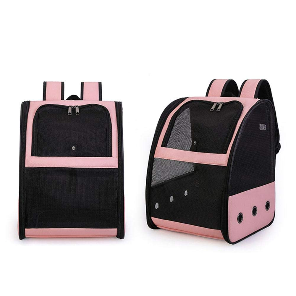 Kingpo Transparent Parrot Outing Bag Bird Carrier Space Capsule Pet Backpack Bird Travel Cage Natural Non-Slip Universal Bird Cat and Dog