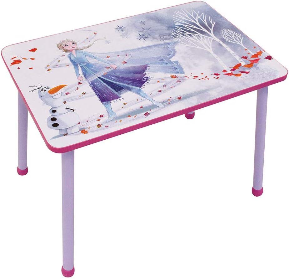Fun House 713187 Disney Frozen Set Tavolo Con 2 Sedie Per Bambini 2 Anni Amazon It Casa E Cucina