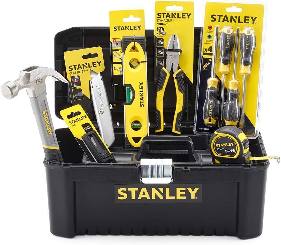 Stanley STHT42879-0 STANLEY - Juego de herramientas de mano: Amazon.es: Bricolaje y herramientas