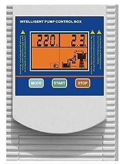 Caja de control y protección de una bomba (monofásico 230V–M21