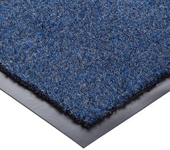 Crown Olefin Indoor Wiper Mat, for Light to Medium Applications, Walnut