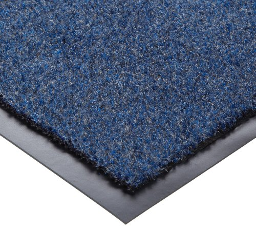 Crown GS0035MB Rely-On Olefin Indoor Wiper Mat, 36 x 60, Marlin Blue