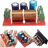 Nueva Ajustable divisor de frecuencia de graves/agudos Cruzado de audio de altavoces de 2Vías filtros