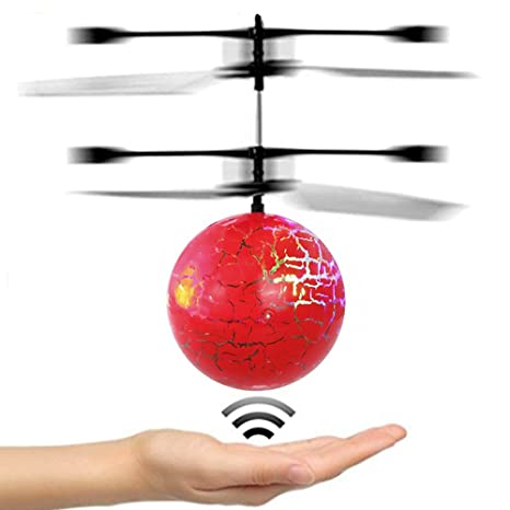 Christmas Gift Ideas For Girls Age 14.Dmbaby Flying Ball Helicopter For Kids Best Gifts