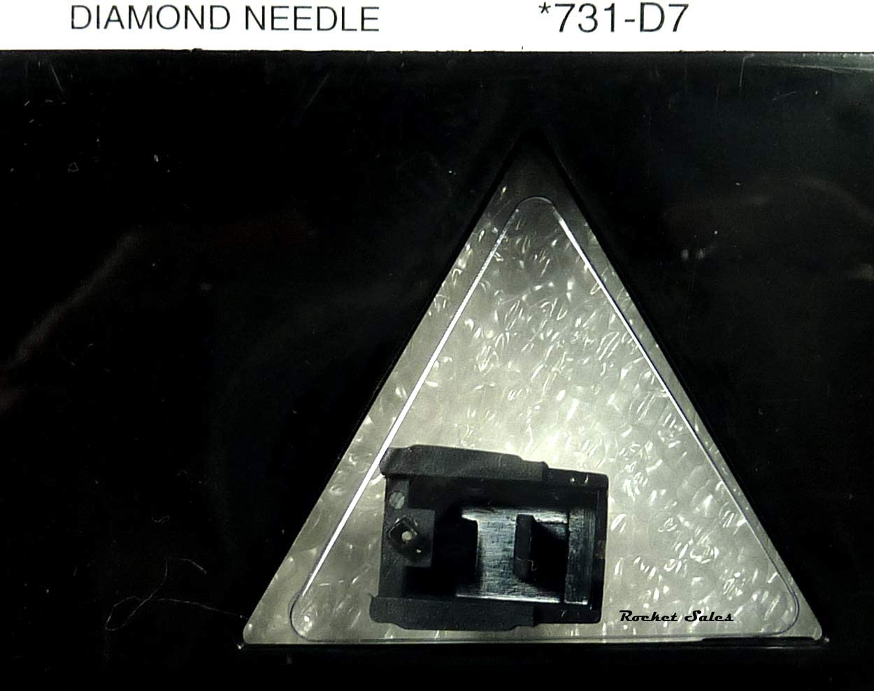 NEW IN BOX TURNTABLE STYLUS NEEDLE FOR SANYO ST38D ST-38D MG-38 MG38D 731-D7