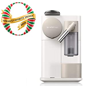 Nespresso Lattissima One by De'Longhi, Silky White