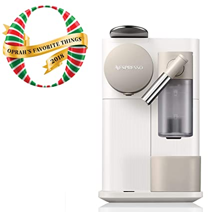 Nespresso Lattissima One by DeLonghi, Silky White