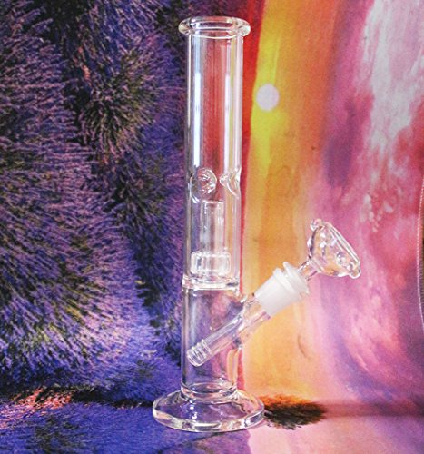 Top Quality Glass Water Bubbler 11'' Inch Made In The USA